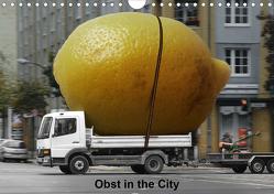 Obst in the City (Wandkalender 2020 DIN A4 quer) von Grünberg,  Klaus