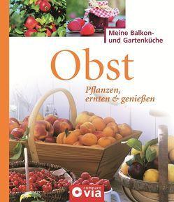 Obst: Pflanzen, ernten & genießen von Hammelmann,  Iris