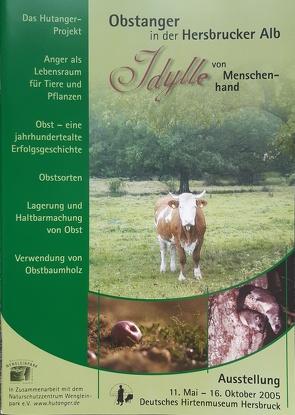 Obstanger in der Hersbrucker Alb von Hörmann,  Barbara, Schöller,  Rainer G, Schütz,  Gerhard, Wölfel,  Rainer
