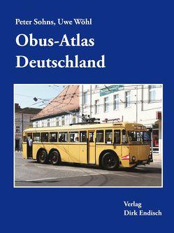 Obus-Atlas Deutschland von Sohns,  Peter, Wöhl,  Uwe