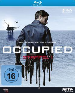 Occupied (Blu-Ray) von Nesbø,  Jo, Richter Strand,  Eric, Skjoldbjarg,  Eric