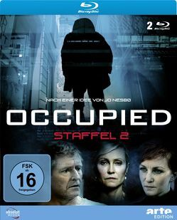 OCCUPIED Staffel 2 (Blu-ray) von Brandström,  Charlotte, Lien,  Jens, Nesbø,  Jo, Skjoldbjærg,  Erik
