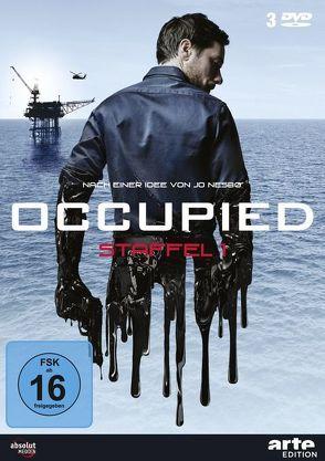 Occupied von Nesbø,  Jo, Richter Strand,  Eric, Skjoldbjarg,  Eric