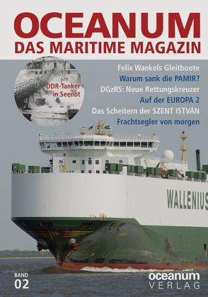 OCEANUM, das maritime Magazin von Focke,  Harald, Gerken,  Tobias