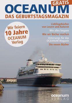 OCEANUM, das maritime Magazin von Gerken,  Tobias