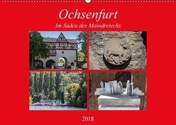 Ochsenfurt im Süden des Maindreiecks (Wandkalender 2018 DIN A2 quer) von Will,  Hans