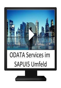 ODATA Services im SAPUI5-Umfeld