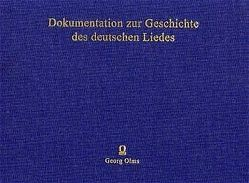 Oden und Lieder von Reichardt,  Johann F