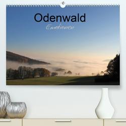 Odenwald Emotionen (Premium, hochwertiger DIN A2 Wandkalender 2021, Kunstdruck in Hochglanz) von Kropp,  Gert