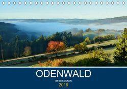 Odenwald – Impressionen (Tischkalender 2019 DIN A5 quer)