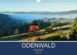 Odenwald – Impressionen (Wandkalender 2018 DIN A4 quer) von Bartruff,  Thomas