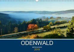 Odenwald – Impressionen (Wandkalender 2019 DIN A3 quer) von Bartruff,  Thomas