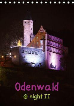 Odenwald @ night II (Tischkalender 2019 DIN A5 hoch) von Kropp,  Gert