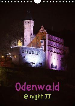 Odenwald @ night II (Wandkalender 2019 DIN A4 hoch) von Kropp,  Gert