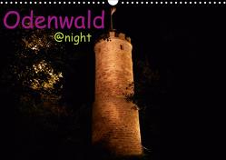 Odenwald @ night (Wandkalender 2021 DIN A3 quer) von Kropp,  Gert