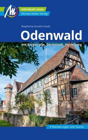 Odenwald Reiseführer Michael Müller Verlag von Staab,  Stephanie Aurelia