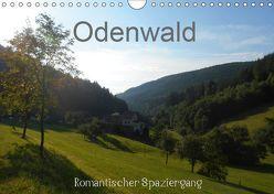 Odenwald – Romantischer Spaziergang (Wandkalender 2019 DIN A4 quer) von Kropp,  Gert