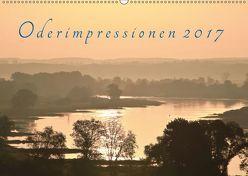 Oderimpressionen 2019 (Wandkalender 2019 DIN A2 quer) von Hennig,  Jörg