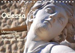 Odessa – Ukrainische Metropole am Schwarzen Meer (Tischkalender 2019 DIN A5 quer) von Thauwald,  Pia