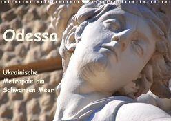 Odessa – Ukrainische Metropole am Schwarzen Meer (Wandkalender 2018 DIN A3 quer) von Thauwald,  Pia