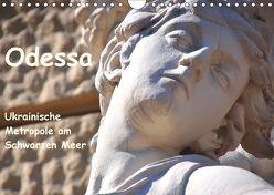 Odessa – Ukrainische Metropole am Schwarzen Meer (Wandkalender 2018 DIN A4 quer) von Thauwald,  Pia