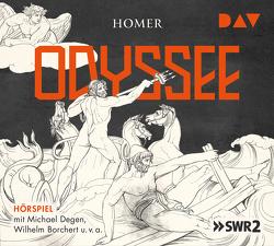 Odyssee von Borchert,  Wilhelm, Degen,  Michael, Homer, u.v.a.