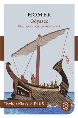 Odyssee von Homer, Voß,  Johann Heinrich