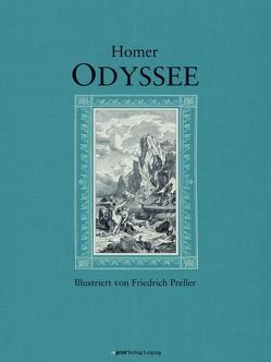 Odyssee von Homer, Preller,  Friedrich, Voß,  Johann