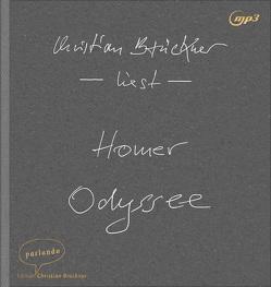 Odyssee von Brückner,  Christian, Homer, Steinmann,  Kurt