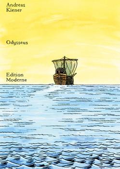 Odysseus von Kiener,  Andreas