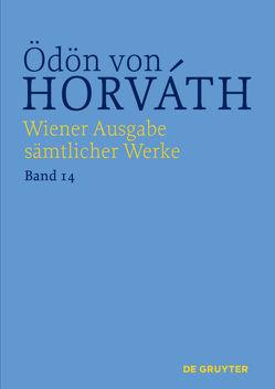 Wiener Ausgabe sämtlicher Werke / Der ewige Spießer von Kastberger,  Klaus, Reimann,  Kerstin