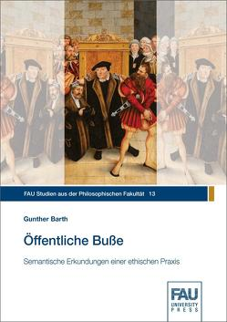 Öffentliche Buße von Barth,  Gunther