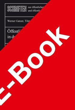 Öffentliche Finanzwirtschaft in der Staatspraxis von Gatzer,  Werner, Schweisfurth,  Tilmann