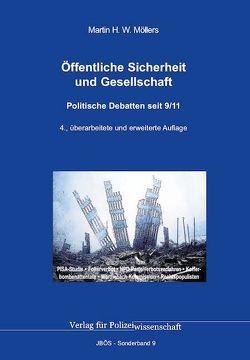 Öffentliche Sicherheit und Gesellschaft von Möllers,  Martin H.W.