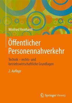 Öffentlicher Personennahverkehr von Reinhardt,  Winfried
