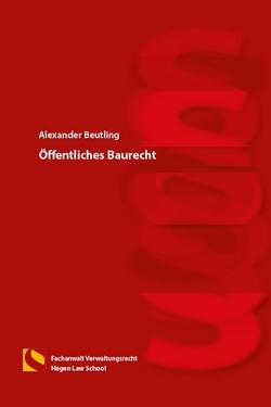 Öffentliches Baurecht von Beutling,  Alexander