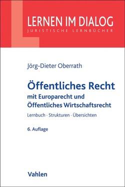 Öffentliches Recht von Oberrath,  Jörg-Dieter