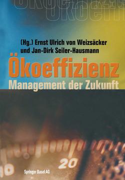 Ökoeffizienz von Seiler-Hausmann,  Jan-Dirk, Weizsäcker,  Ernst Ulrich von