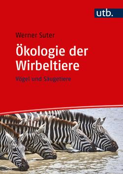 Ökologie der Wirbeltiere von Suter,  Werner