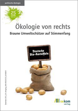 Ökologie von rechts von oekom e.V.
