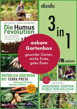 oekom-Gartenbox von Bross-Burkhardt,  Brunhilde, Franck,  Gertrud, Pfützner,  Caroline, Scheub,  Ute, Schwarzer,  Stefan
