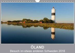 ÖLAND – Besuch im etwas anderen Schweden 2018 (Wandkalender 2018 DIN A4 quer) von Schörkhuber,  Johann