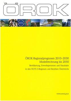 ÖROK-Regionalprognosen 2010-2030, Modellrechnung bis 2050