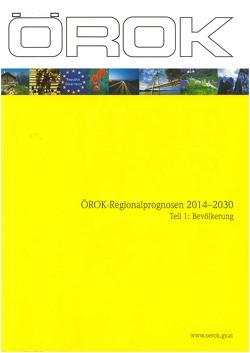 ÖROK-Regionalprognosen 2014–2030 von Rosinak & Partner ZT GmbH