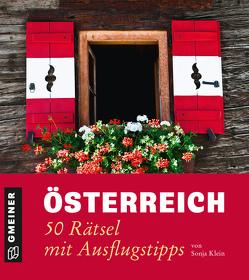 Österreich – 50 Rätsel mit Ausflugstipps von Klein,  Sonja