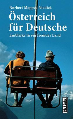 Österreich für Deutsche von Mappes-Niediek,  Norbert