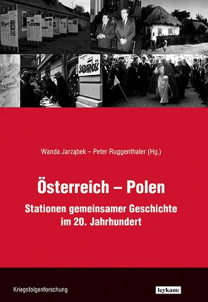 Österreich-Polen von Jarzabek,  Wanda, Ruggenthaler,  Peter