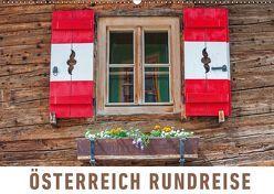 Österreich Rundreise (Wandkalender 2019 DIN A2 quer) von Ristl,  Martin