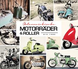 Österreichische Motorräder bis 1970 von Krenn,  Hubert