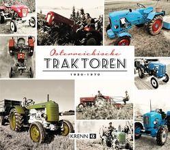 Österreichische Traktoren von 1950-1970 von Krenn,  Hubert